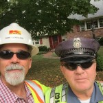 Moe and Job Police Detail in Bedford